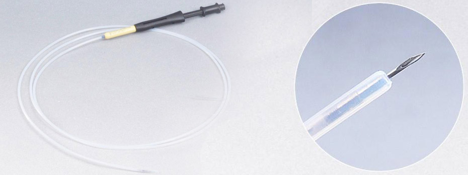 Disposable Endoscope Injection Needles
